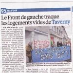Parisien du 11 janvier 2014