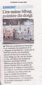 le parisien-16.03.15.Ermont
